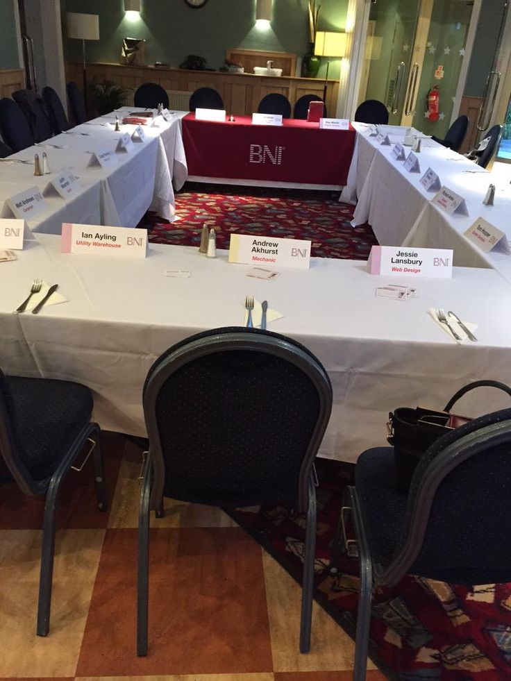 Ready and raring to go for this morning's meeting! #BNI #networking #letchworth #herts