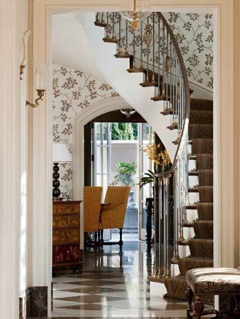 Beautiful Foyers Amazing 70 Best Beautiful Foyers Images On Pinterest  Stairs Homes And Design Decoration