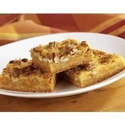 Butterscotch Blondies - Allrecipes.com
