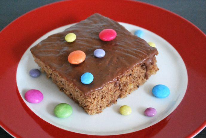 Blechkuchen Schoko - Kinderspiele-Welt.de