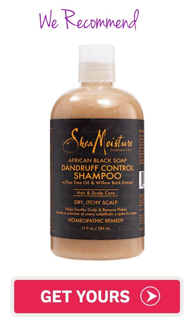 Dandruff Shampoo For African American