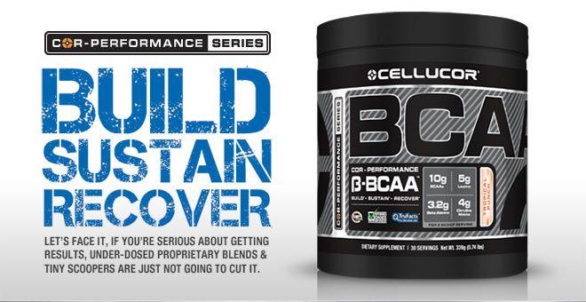 Cellucor cor-performance BCAA powder