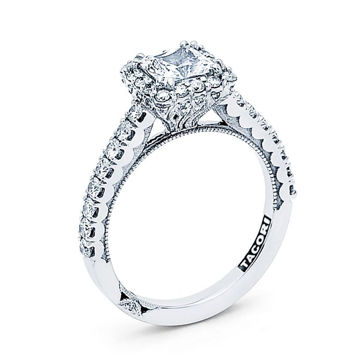 Another dream ring Tacori Engagement Ring 372PR5.5WEngagement Ring