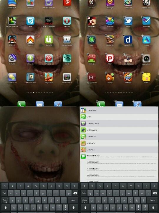 iPad boongan :p