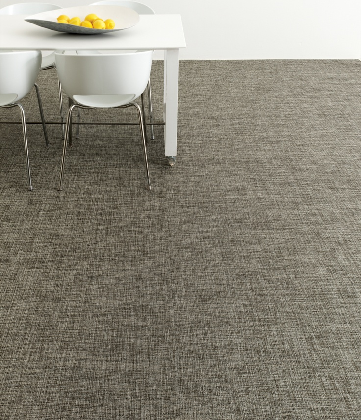 Chilewich Boucle In Color Pebble Wall To Wall Modern Flooring Can Also Be  Made Into Custom