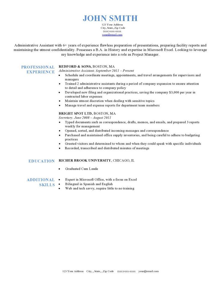 Harvard Microsoft word resume template