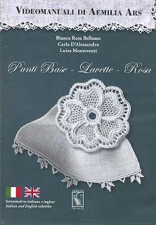 Italian Needlework: Aemilia Ars Needle Lace DVDs