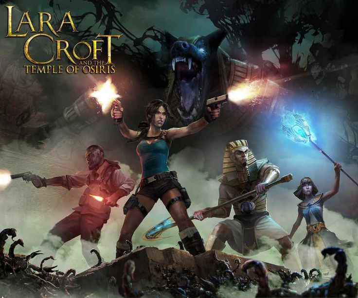 Lara Croft Tomb Raider Game Series - Best 3D Adventures | Action Game