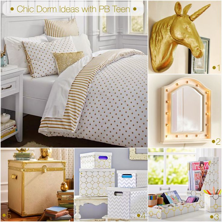 11 best images about home gold and white on pinterest wall mount sheet sets and printed - Gold bedroom ideas ...