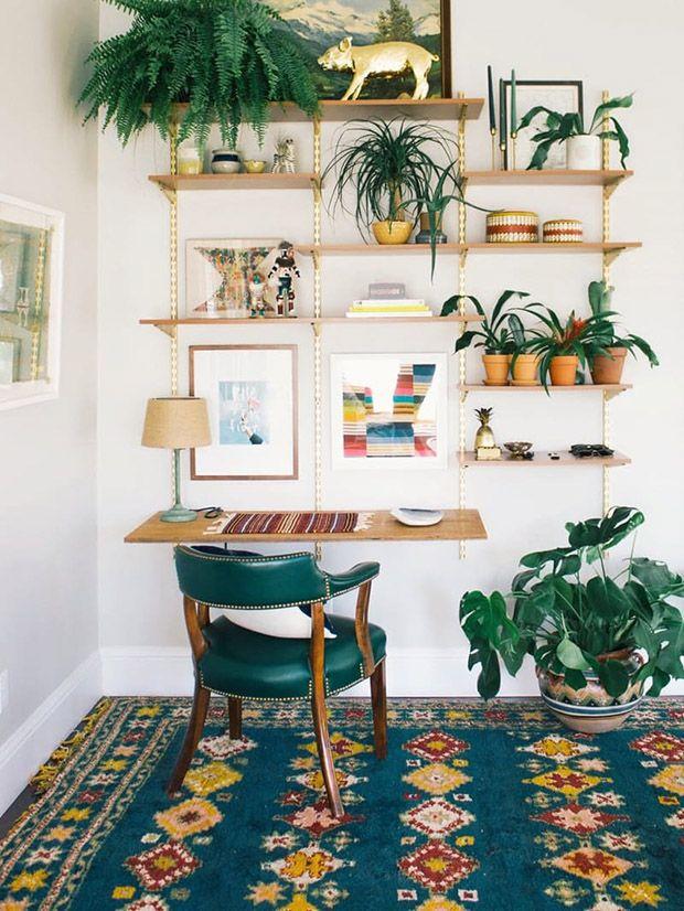 Cores para pintar a parede que aumentam criatividade