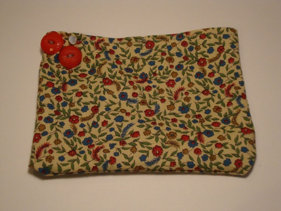 Knick Knack Snap Sack by AnnieAndAnnie on Etsy, $8.00
