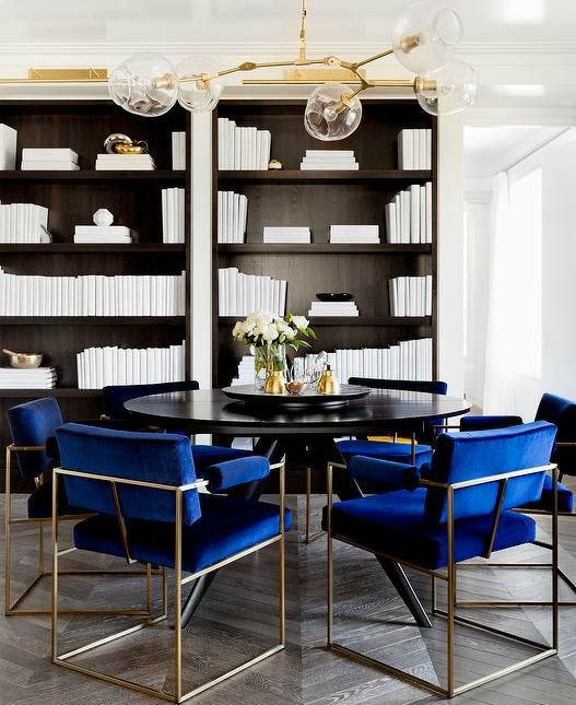 Streamlined Bookcases - Design Chic