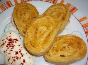 Rulo Buzluk Böreği