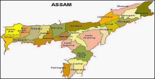 INDIA-Incredible & amazing: Assam (Dispur)