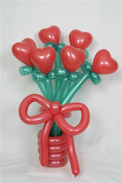 Valentine hearts.Gotta find these balloons for V Day