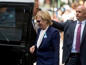 Neumonía de Hillary Clinton alienta debate sobre salud de candidatos