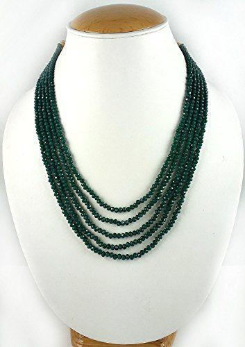 Stunning Indian Bollywood Five Layer Green Color Crystal ... https://www.amazon.com/dp/B01N5XTDQD/ref=cm_sw_r_pi_dp_x_r2RMybDAS4Y1Y