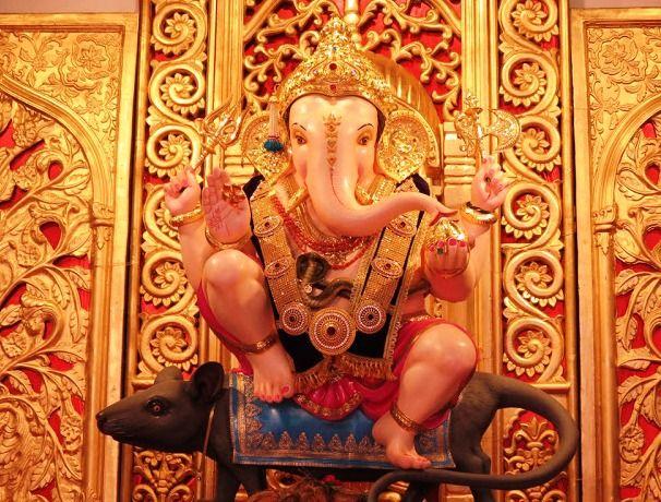 Ganapati Idol in Pune, Ganpati Festival, Ganesh Chaturthi 2014, Ganesh Festival 2014, Ganesh Puja 2014, Ganesh Chauth 2014, Ganesh Chaturthi...