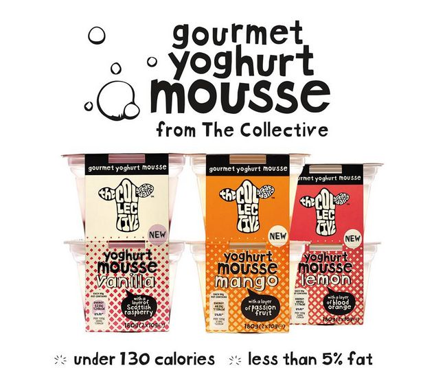 introducing our new gourmet yoghurt mousses! fluffy bubbly goodness on the shelves of selected Tesco now #yoghurtmousse #tesco #delicious