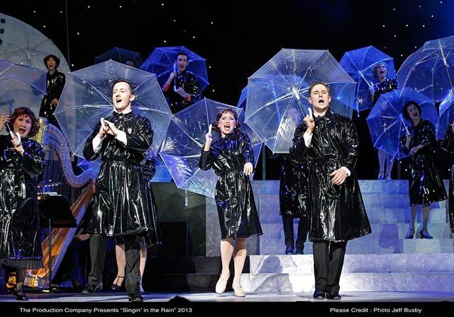Singin' In The Rain - Costume design by Kim Bishop, kimbishop.com.au
