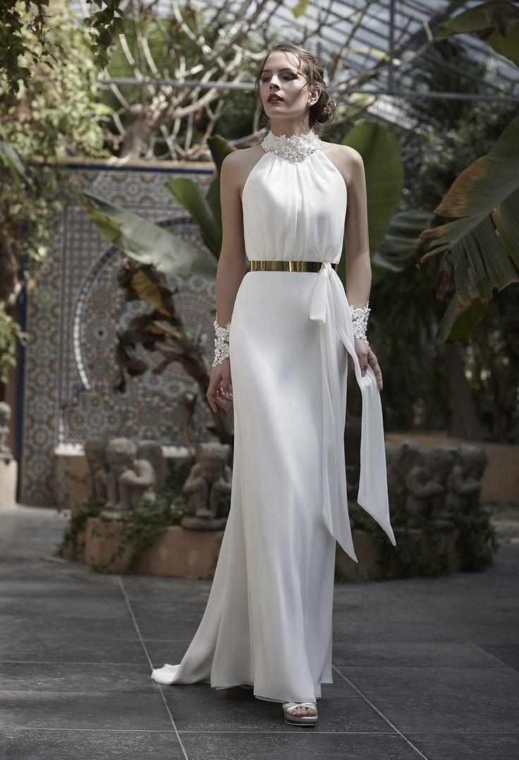 Mysecret Sposa Collezione Zaffiro Cod. 17102  #mysecretsposa #sposa #collezionesposa #abitidasposa #wedding #weddingdress #bride #abitobianco
