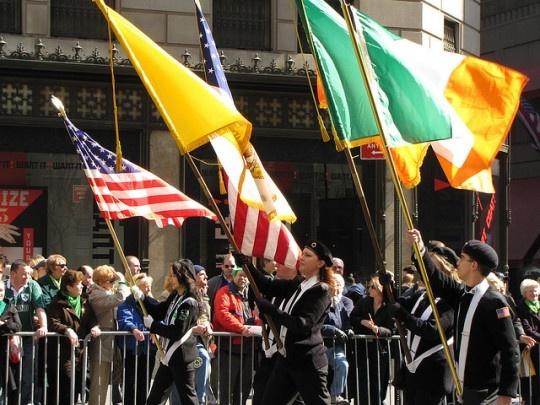 NYC's St. Patrick's Day Celebration!