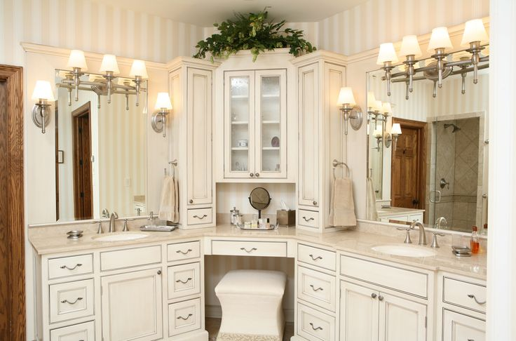 17 Best Images About L Shape Bathroom Counters On