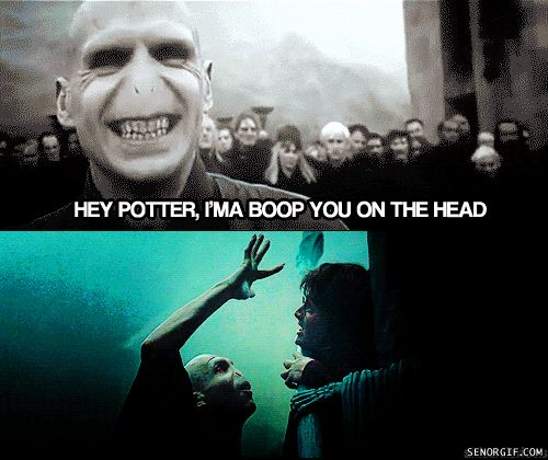 And although Voldemort was pretty much pure evil... | 21 Reasons You'd Be Better Off In Slytherin