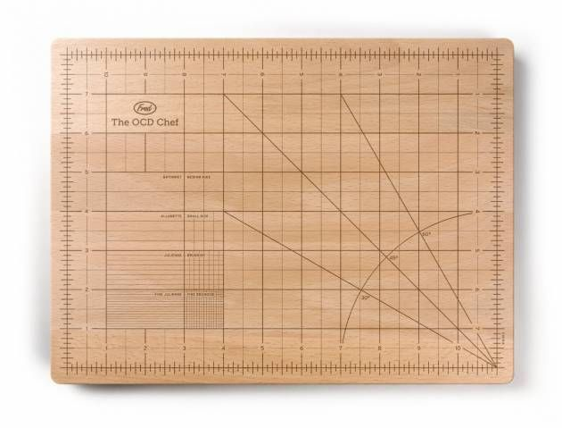 Socially Conveyed via WeLikedThis.co.uk - The UK's Finest Products -   The Obsessive Chef Cutting Board http://welikedthis.co.uk/?p=6223