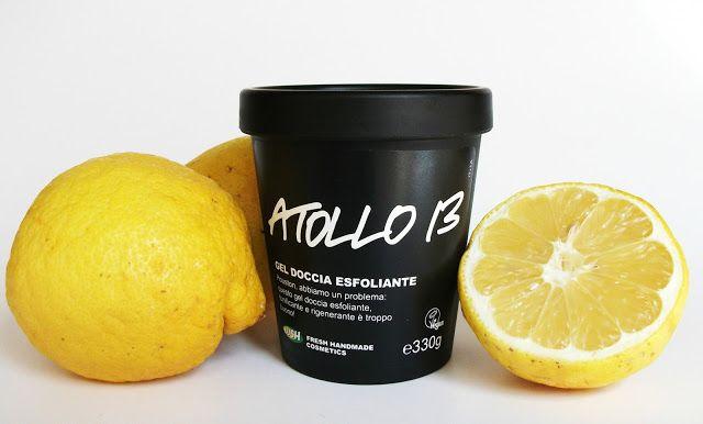 #Bath&body: @lushlimited Rub Rub Rub #shower #scrub, #review. @lushitalia Atollo 13, gel doccia esfoliante