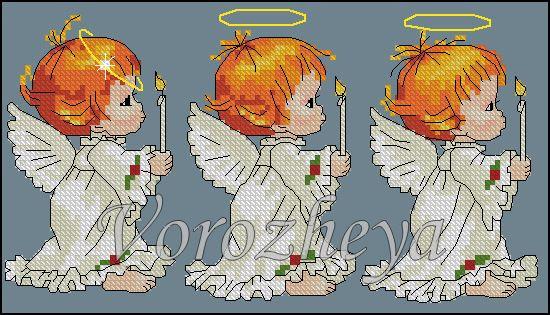 Gallery.ru / Ангелочки - Ангелочки, детки - Vorozheya