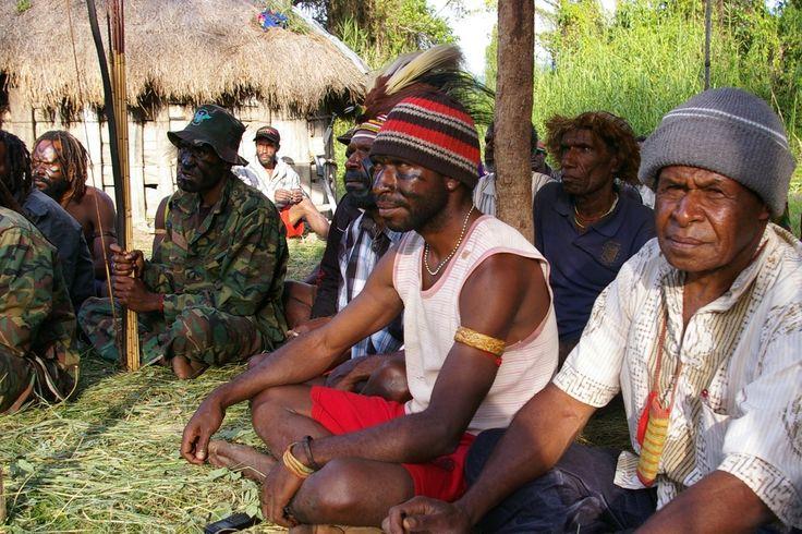 West Papua 2012