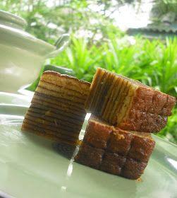 Durian Thousand Layer Cake