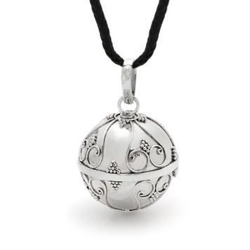 Harmony Ball - HAPPINESS - Bella Donna Sterling Silver