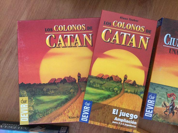 $33.000 - Colonos de Catan (Base + 5y6 jugadores)