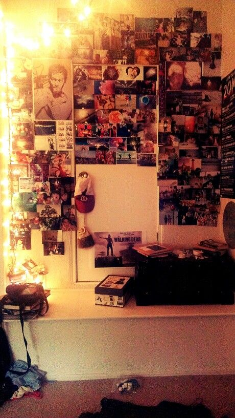 Indie photo wall