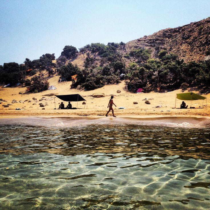 #Gavdos Agios Ioannis beach