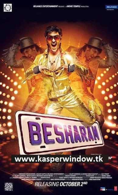Besharam -2013 Hindi Movie's Mp3 Songs Download Full Album Free | BDTweets.com