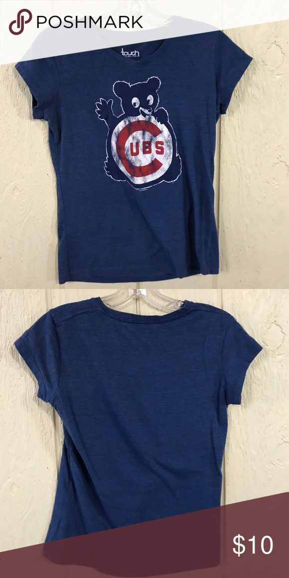Chicago cubs shirt Chicago cubs bear top Tops Tees - Short Sleeve