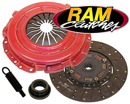 "NEW RAM HDX 11"" CLUTCH SET WITH PRESSURE PLATE, 1 1/16""-10 SPLINE CLUTCH DISC, & ALIGNMENT TOOL FOR 1986-2000 FORD MUSTANG LX GT COBRA, SFI APPROVED Southwest Speed http://www.amazon.com/dp/B017L398Z6/ref=cm_sw_r_pi_dp_DCPowb1X06GPK"