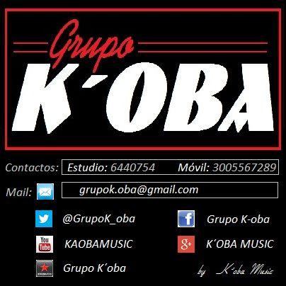 Grupo K´oba ( Redes Sociales)