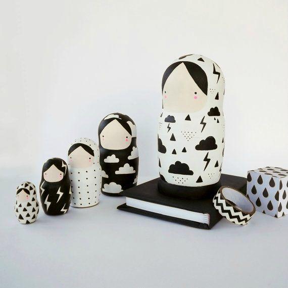 poupees russes design sketchlnc