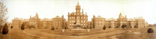Clarinda State Hospital - Clarinda, Iowa
