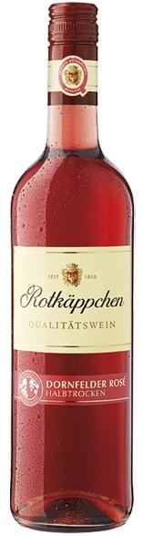 Rotkäppchen Qualitätswein Dornfelder Rosé Halbtrocken