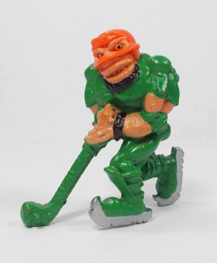 Monster in my Pocket - C3 Hard Puck - Sports Stars - Mini Toy Figure