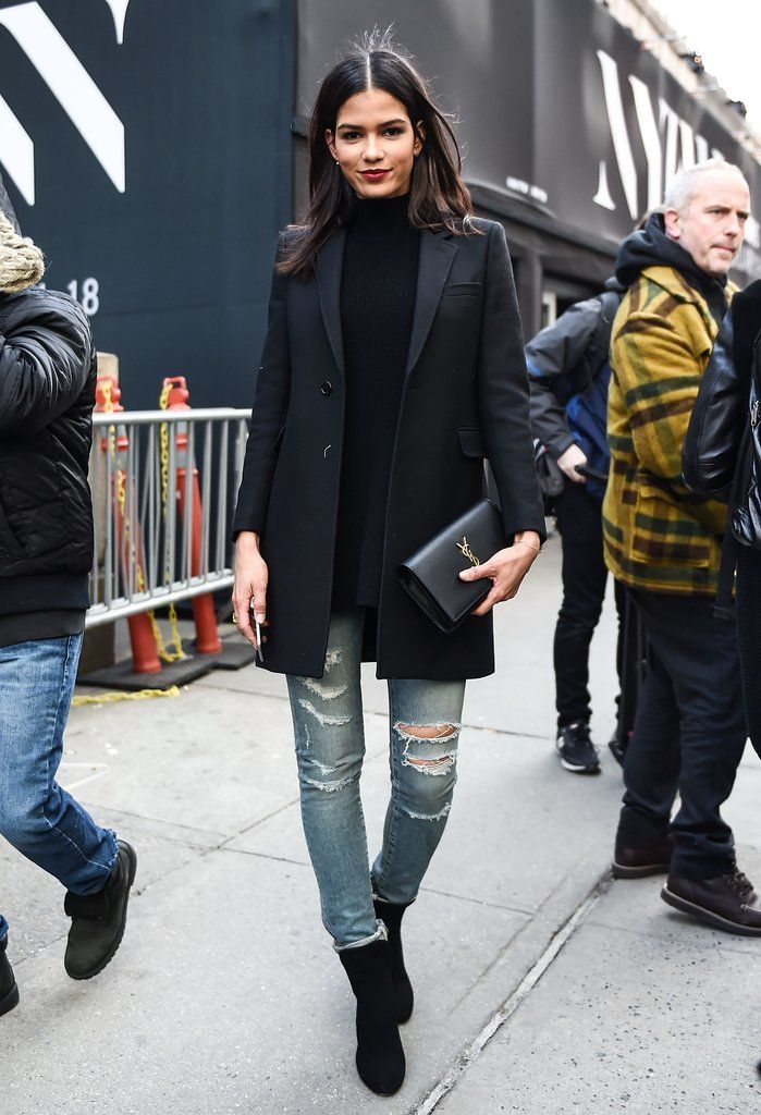 The Prettiest Street Style Looks From New York Fashion Week #ShopStyle