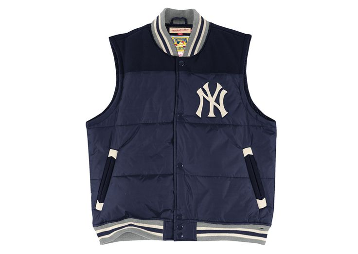 Title Holder Vest New York Yankees - Mitchell & Ness