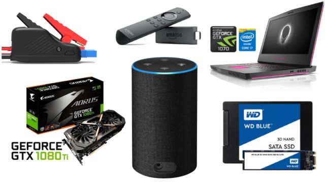 Dealmaster: Get an Apple TV 4K for $105 (when you buy three months of DirecTV Now)  reader comments 4     Share this story   Greetings Arsians! Courtesy of our friends at TechBargains we have another round of deals to share. Todays list is highlighted by a pretty stellar discount on the Apple TV 4K albeit one with a catch.  AT&T is selling the 4K- and HDR-compatible entry in Apples line of set-top boxes for as low as $105 which is well down from its normal going rate of $179. But to get that…