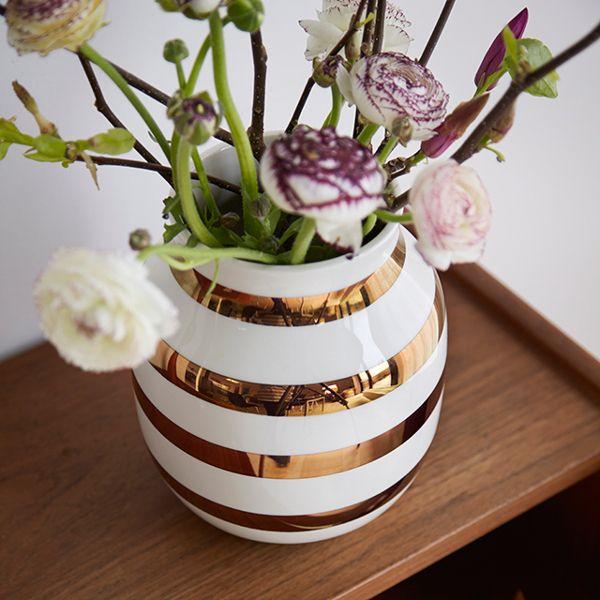 Omaggio kähler jubileum vase