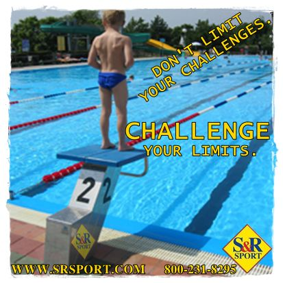 Challenge your Limits... we can help with that. #Swimming #WaterPolo #Diving #Triathlon #Synchro #Inspirational www.srsport.com 800-231-8295 USA Swimming USA Water Polo USA Synchro USA Diving USA Triathlon
